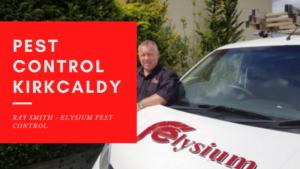 PEST CONTROL KIRKCALDY