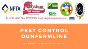 Pest Control Dunfermline